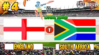 Icc Cricket World Cup 2015 (gaming Series)   Pool B Match 4 England V South Africa