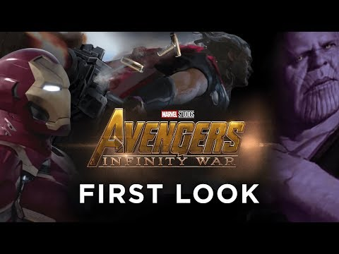 Avengers: Infinity War First Look (2018) | Movieclips Traile