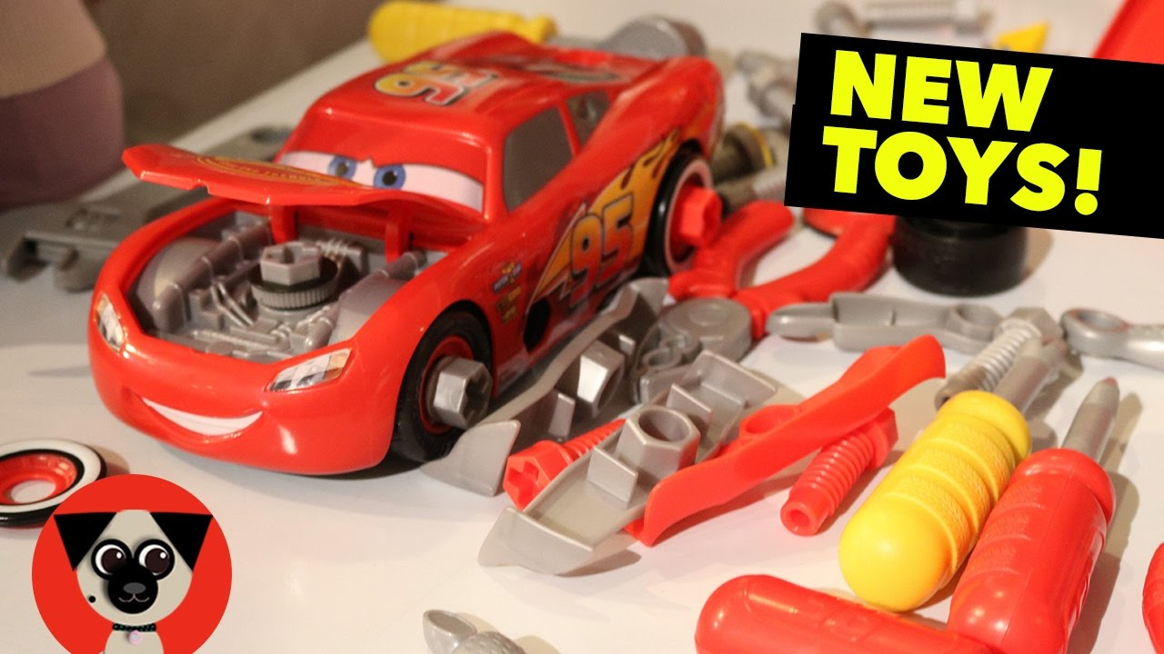 Ttpm Spring Toy Preview Disney Cars 3 Despicable Me 3