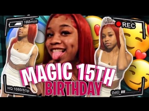 Download Magic's 15th Birthday in the cabins