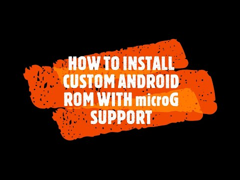 Living the DeGoogle Life: How to Install microG-supported Custom Android ROM