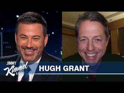 Hugh Grant on 80's Club Med Vacations, The Undoing & Golden Globe Nomination
