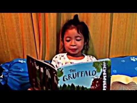 The Gruffalo by Yayo.