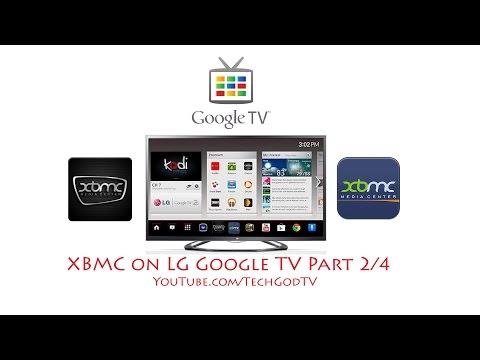 XBMC on LG Google TV (Part 2/4) - Install XBMC