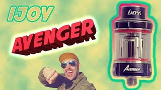 the Avenger Tank By iJOY! Better Than The FireLuke Mesh Tank?!