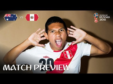 Edison Flores (Peru) - Match 35 Preview - 2018 FIFA World Cup™