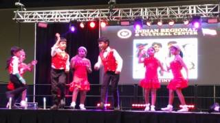 Varun's dance performance at IRCC 2016