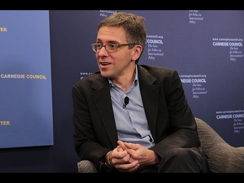 Global Ethics Forum: Ian Bremmer on Top Risks and Ethical Decisions 2016
