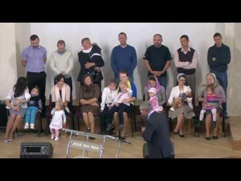 Благословение детей / Vaikų palaiminimas - Церковь