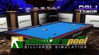 ShootersPool Online Billiards Simulation PC Gameplay