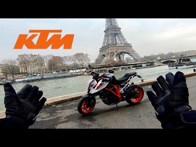 Voici mon rêve 😍 la KTM 1290 Super Duke R