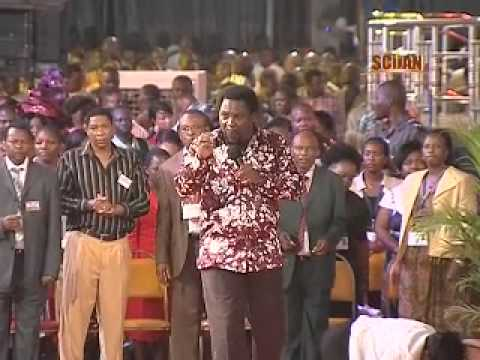 Download All Is Of Grace - TB Joshua Cut 8