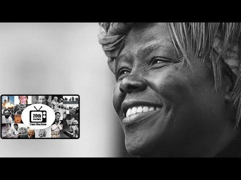 Wangari Maathai and the Green Belt Movement.