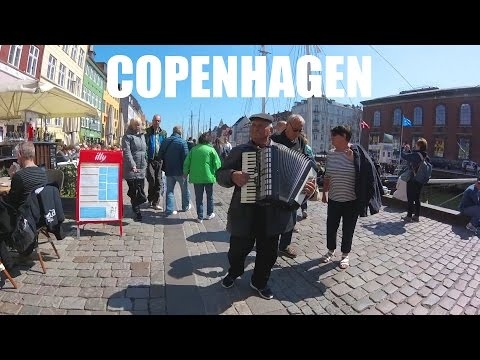 A Tour of COPENHAGEN: Denmark's Fascinating Capital