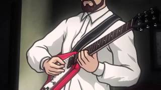 Archer Season 5 Trailer (Kenny Loggins - Danger Zone)