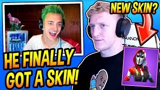 NINJA REACTS TO TFUE'S *NEW* SKIN & EXPLAINS WHY TFUE SHOULDN'T BE A DEFAULT SKIN ANYMORE!