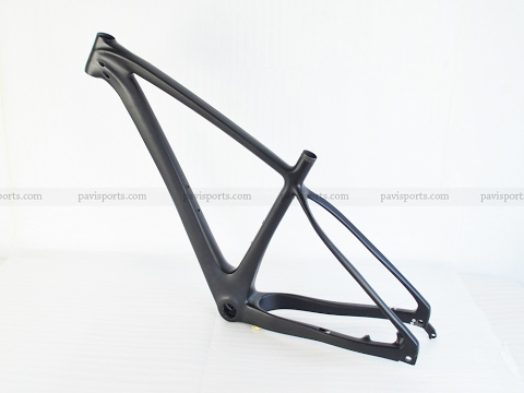 27.5er 650b Plus Boost MTB Frame Light Weight Carbon Hardtail ...