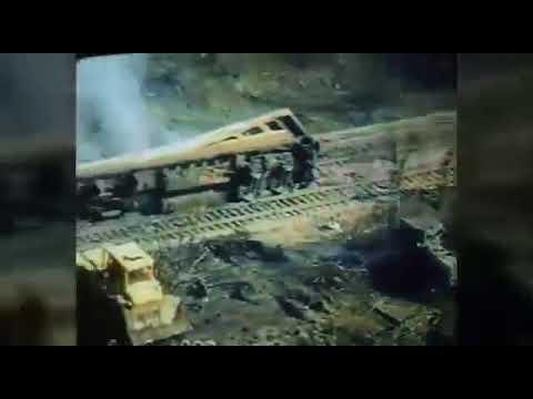 Ufa train wreck 1989