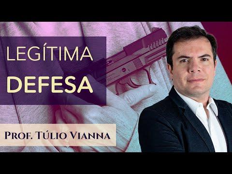 Legítima Defesa - Prof. Túlio Vianna ( Direito Penal - UFMG )