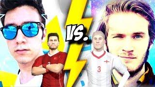 PEWDİEPİE VS ENES BATUR!!!