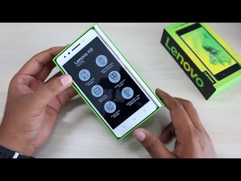 Lenovo K8 Note Unboxing, Hands on, Camera, Features