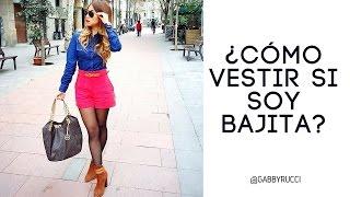 Tips para vestir si eres bajita ┃ Moda para bajitas