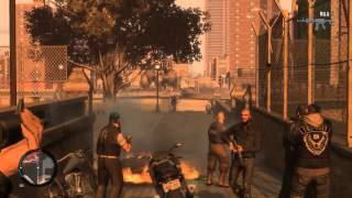 GTA IV: EFLC The Lost and Damned Gang Wars Part 1 [HD 1080p60]