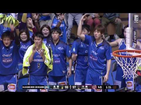 島根スサノオマジックvs川崎ブレイブサンダース B.LEAGUE第7節 GAME1Highlights 11.02.2019 プロバスケ (Bリーグ)
