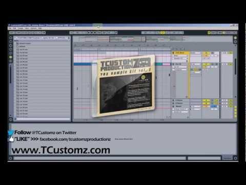 TCustomz Productionz Vox Sample Kit Vol. 1 Demo - Vocal Samples, Soul, Funk, Hip Hop Beats
