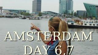 Amsterdam DAY 6,7 I Nemo, Rembrandtplein, Leidseplein Thumbnail