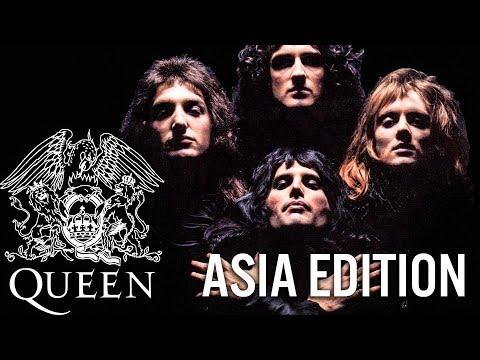 Queen - Bohemian Rhapsody (UNRELEASED ASIA EDITION)