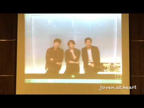 20141120 Royal Pirates Google Hangout with Singapore