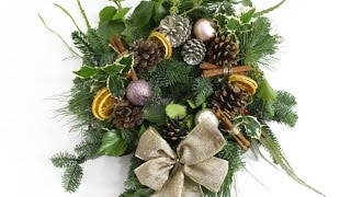 DIY Christmas Wreath - Fresh | Carly Musleh