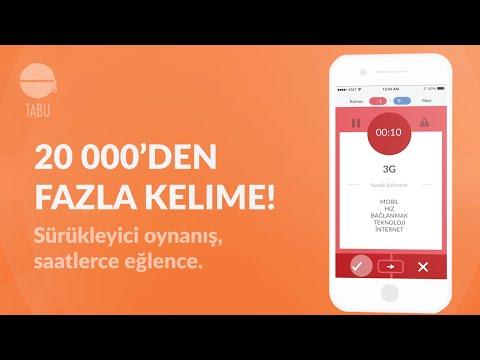 ETABU [Tabu (Taboo)] - IOS Ve Android Için En Iyi Kelime Oyununu şimdi Indir! - TR