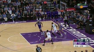 2nd Quarter, One Box Video: Sacramento Kings vs. Toronto Raptors