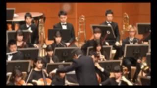 ドヴォルザーク 交響曲第7番 Dvořák:Symphony No.7  都留文科大学管弦楽団第44回定期演奏会