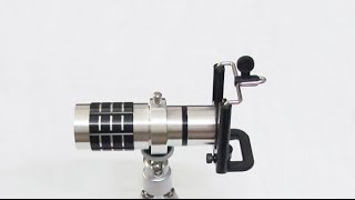 Do Not Buy This  12X Optical Zoom Lens Camera + Case for Samsung Galaxy Note 3