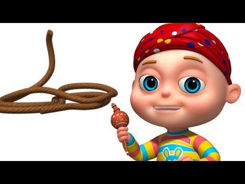 TooToo Boy - Snake Charmer Episode   Funny Comedy Series   Kids Cartoon & Children's Show