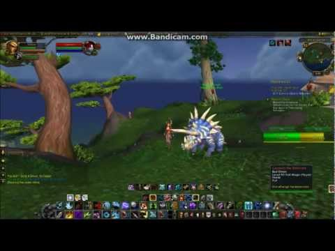 How to tame Direhorn pets as a hunter