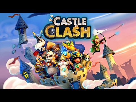 Castle Clash Rise Of Beasts (by IGG.COM) - IOS / Android - HD LiveStream #2