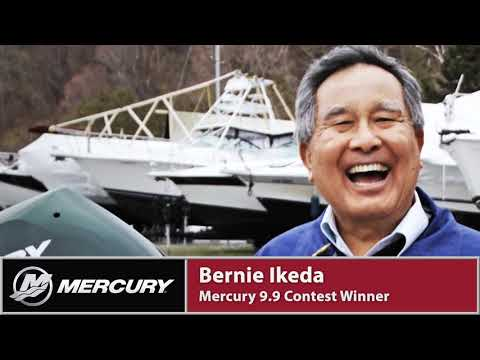 Mercury 9.9 Motor Contest 1st Winner | Fish'n Canada