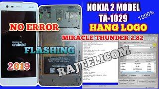 How To Flash Nokia 2 Ta 1029