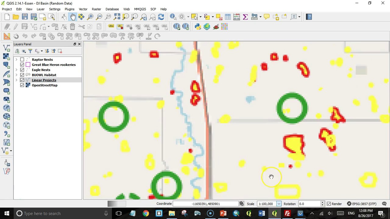 Quick start to publishing your data to the web with QGIS2Web