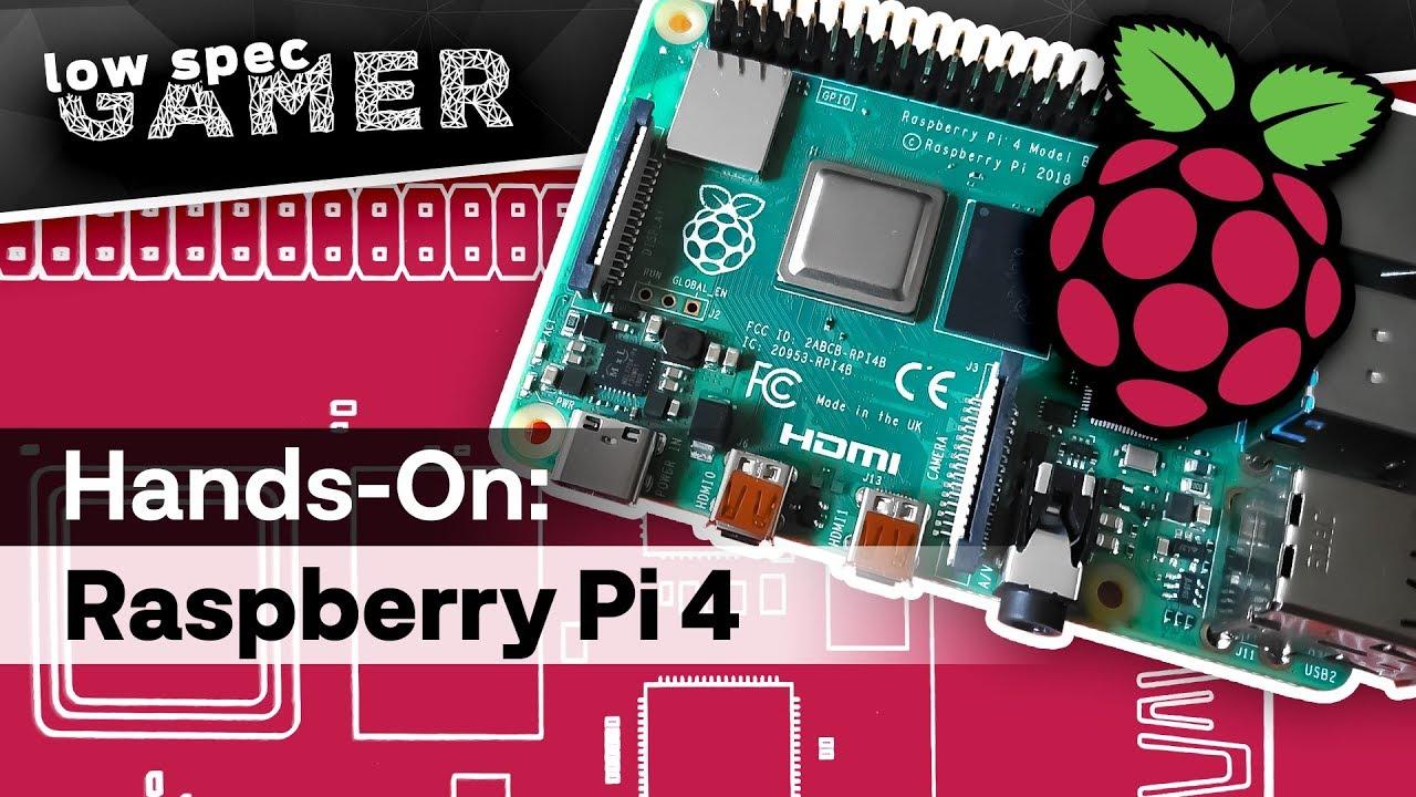 Raspberry Pi 4: 48 hours later - Raspberry Pi