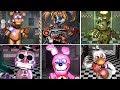 Download FNAF SFM: ALL FNaF Ultimate Custom Night Voices! (UCN Five Nights At Freddy's Animation)