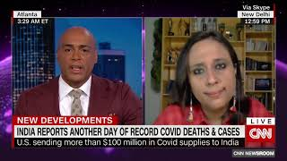 "CNN | ""I Feel Orphaned But What About Orphans Of The Indian State?"" 