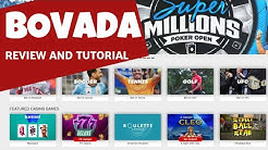 Bovada Online Casino Review and Tutorial