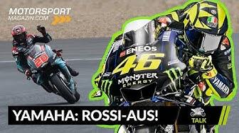 Rossi: Warum Yamaha nicht warten konnte - MotoGP 2020 (Talk)