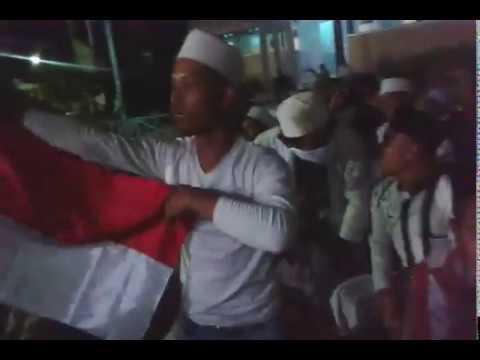 Majlis Sholawat Padang Bulan Situbondo Indonesia
