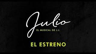 Opiniones del público en el estreno de Julio, el musical.